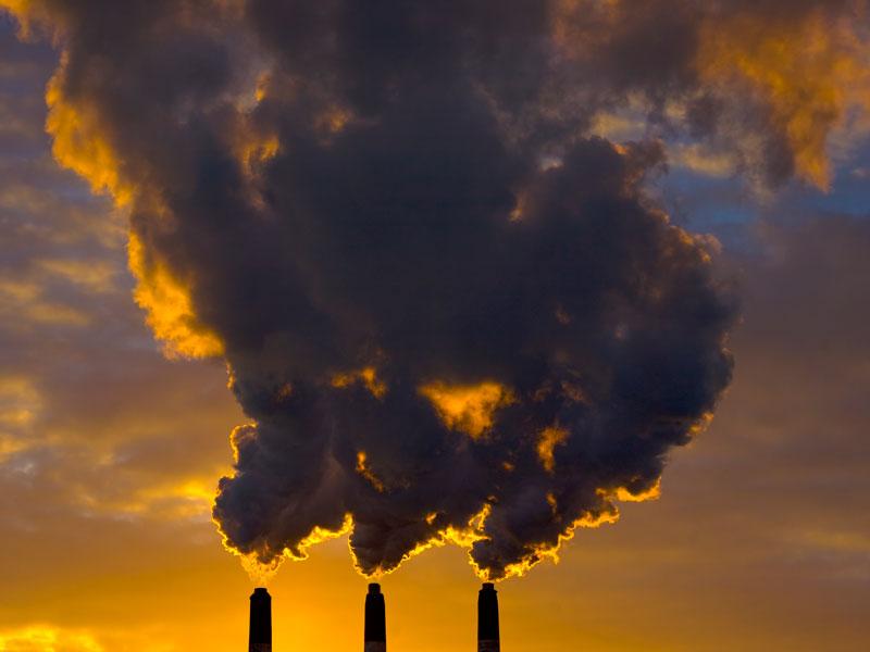 К инфаркту миокарда приводит загрязнение воздуха