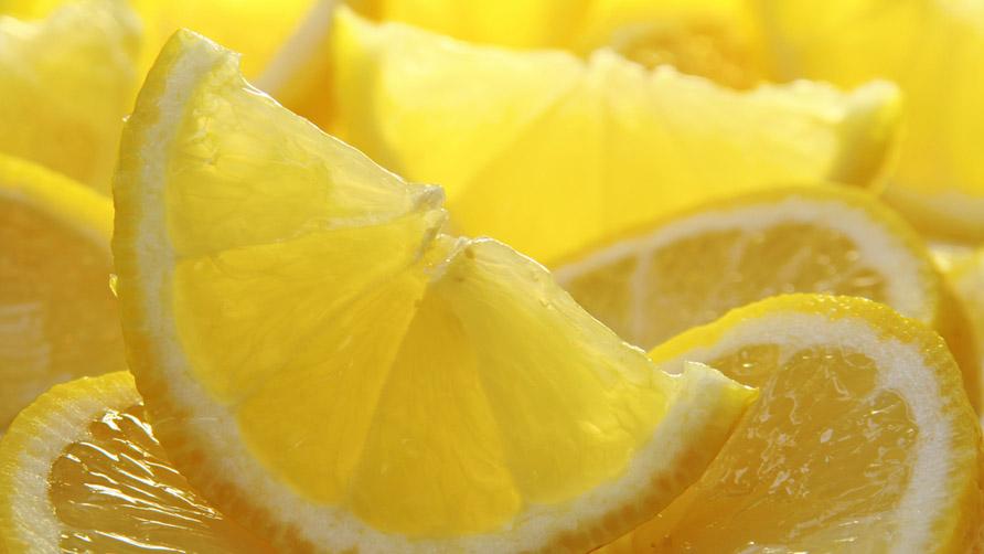 Долька лимона для здоровья сердца
