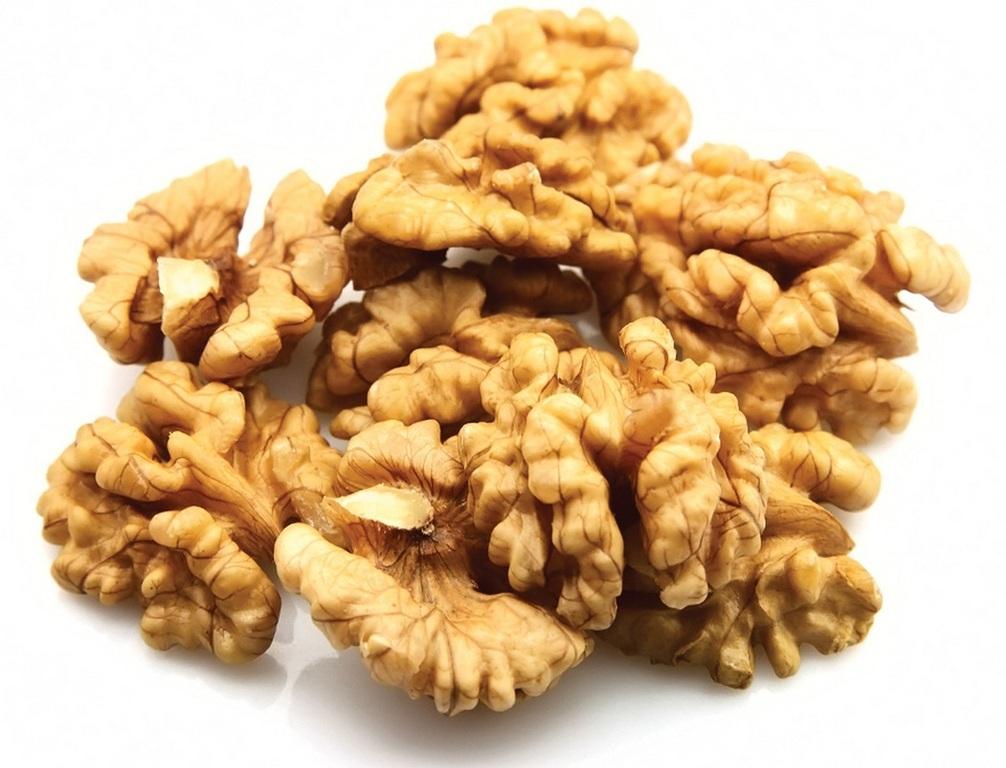 Грецкие орехи для сердца и ума
