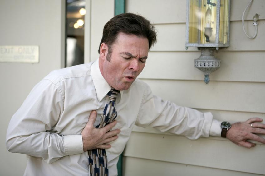Как маскируется сердечный приступ