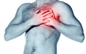 Болезни сердца могут быть связаны с работой
