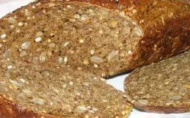 Цельнозерновой хлеб помогает бороться с высоким давлением
