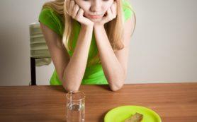 Строгая диета приводит к образованию тромбов