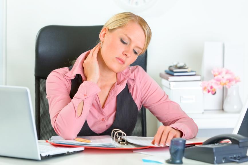 Сидячая работа опасна для мужчин