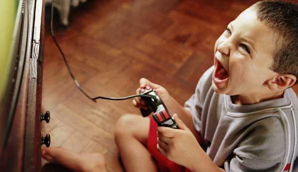 Жесткие компьютерные игры нарушают сердечный ритм