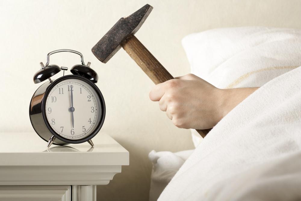 Недосыпание способствует развитию гипертонии