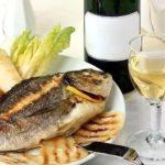 Вино и рыба нормализуют работу сердца