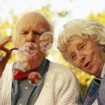 Оптимизм защищает пожилых людей от сердечной недостаточности
