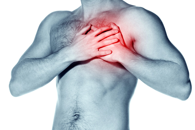 Каждый пятый мужчина предрасположен к болезням сердца