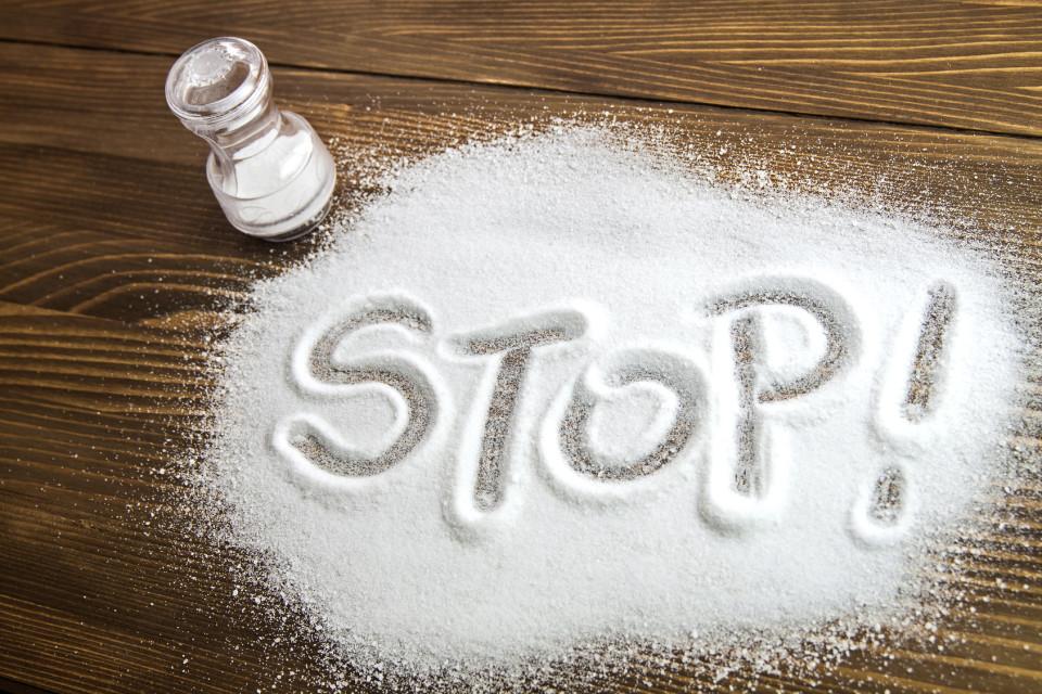 Соль убивает гипертоников