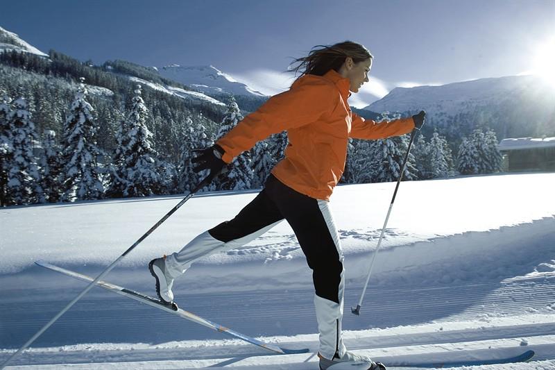 Лыжники рискуют заполучить проблемы с сердечным ритмом