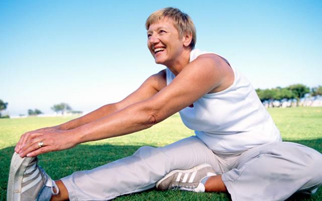 Аэробные упражнения «заряжают» мозг пожилых людей