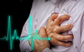 Инфаркт начинается со рта