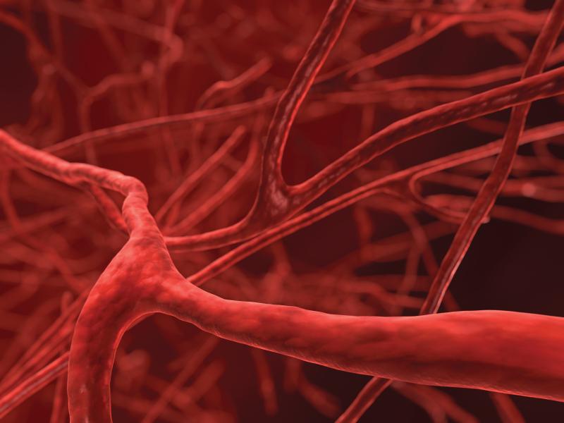 Загорание уменьшает риск возникновения тромбов в кровеносных сосудах