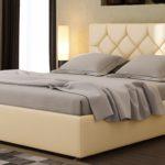Кровать. Изголовья в кровати – элемент декора