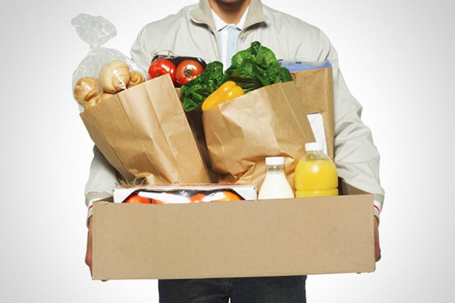 Преимущества доставки еды на дом