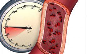 Головной мозг быстро стареет через гипертонию