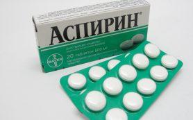 Аспирин защитит женское сердце