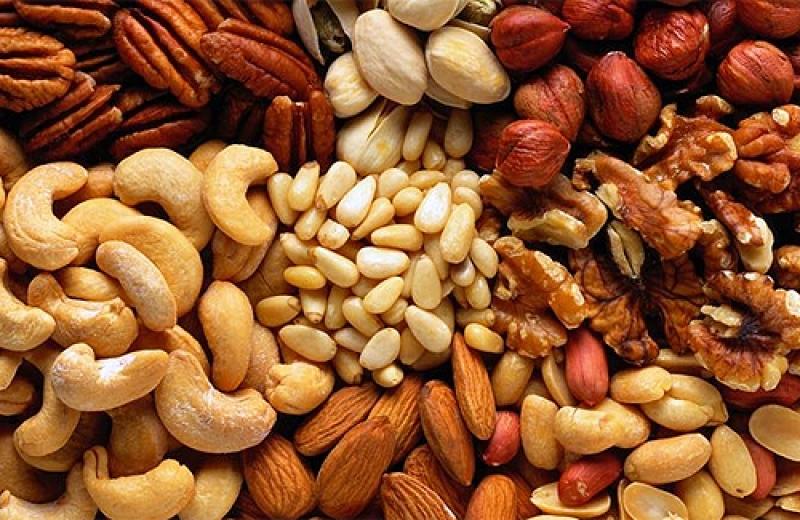 Орехи улучшают здоровье сердца и снижают вес