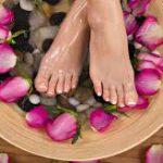 Как вылечить потливость ног