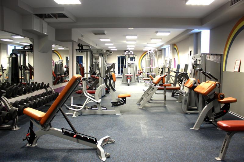 Посещение спортивного зала и работа над собой