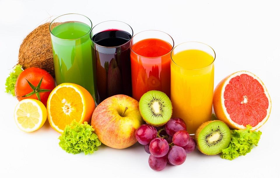 Здоровье сосудов в стакане сока