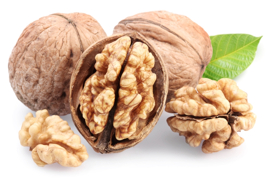 Грецкие орехи полезны для здоровья сосудов