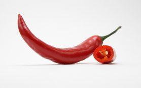 Жгучий красный перец продлевает жизнь