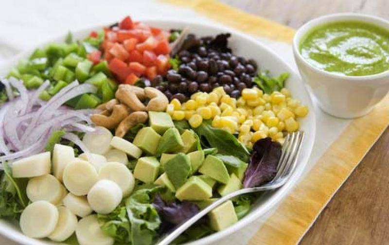 Вегетарианская диета сокращает риск болезней сердца