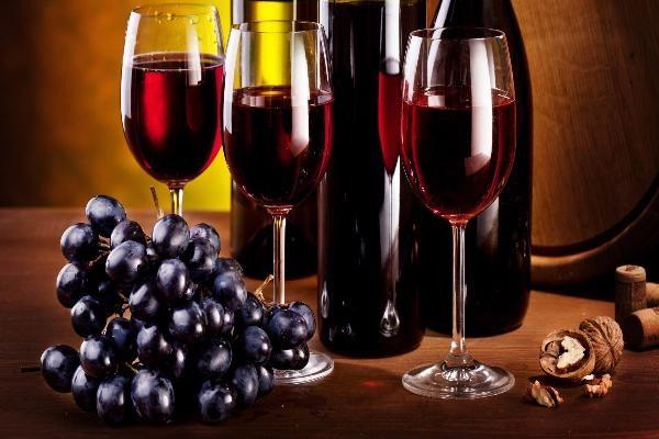 Вино вредно для сердца, если человек страдает от ожирения