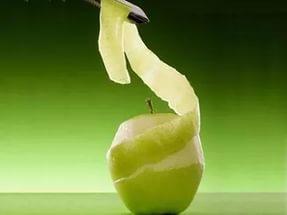 Яблочная кожура нормализует кровяное давление