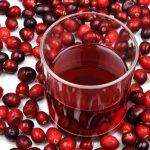 Клюквенный сок позволяет снизить кровяное давление