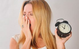 Недостаток сна повышает риск возникновения гипертонии