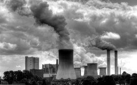 Загрязнение воздуха на 43% повышает риск инфаркта