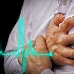 Горе повышает риск инфаркта