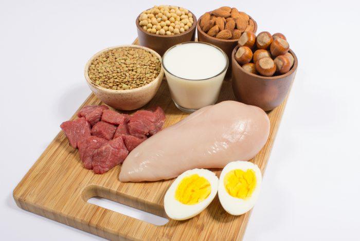 Нехватка белка у беременной 34
