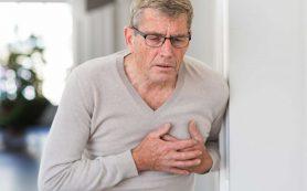 Высокий уровень железа провоцирует сердечный приступ