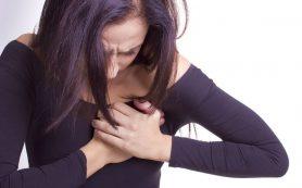 Боли в сердце: причины и лечение