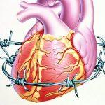 Ссоры с близкими людьми увеличивают риск возникновения стенокардии