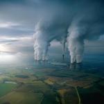 Загрязнения в воздухе приводят к сердечным приступам