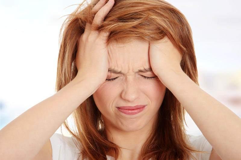 Головная боль приводит к риску возникновения сердечного приступа