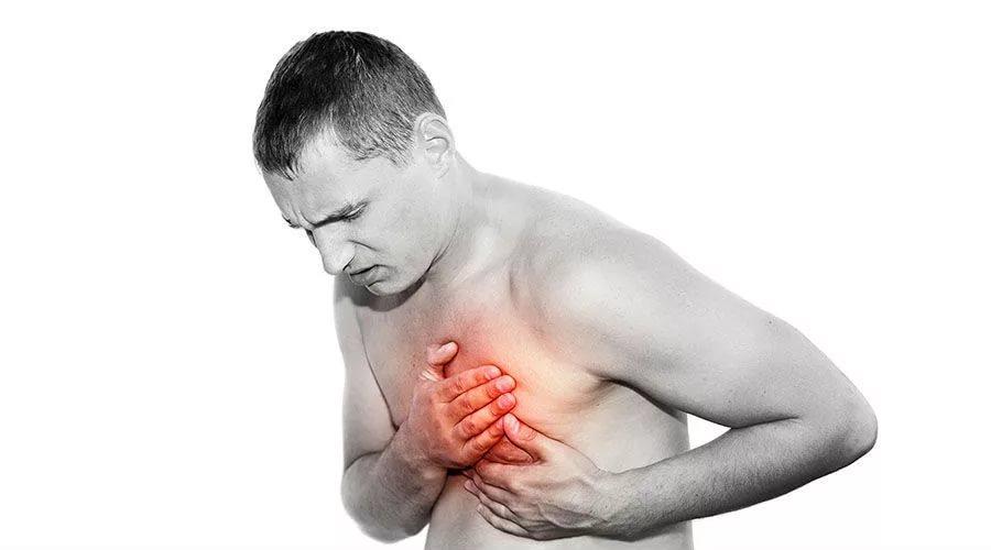 О чём говорит боль в сердце при вдохе