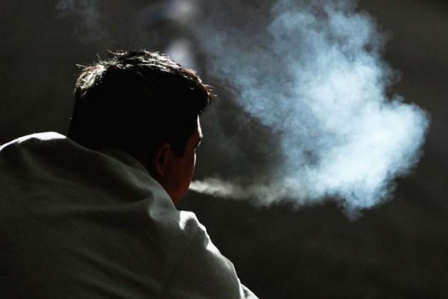 Курение является основной причиной повторного сердечного приступа