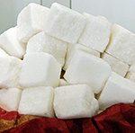Ученые советуют не отказываться от обычного сахара в пользу заменителей