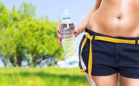 Водный день для похудения