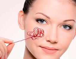 Как укрепить сосуды на лице