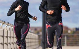 Почему компрессионная одежда помогает при беге