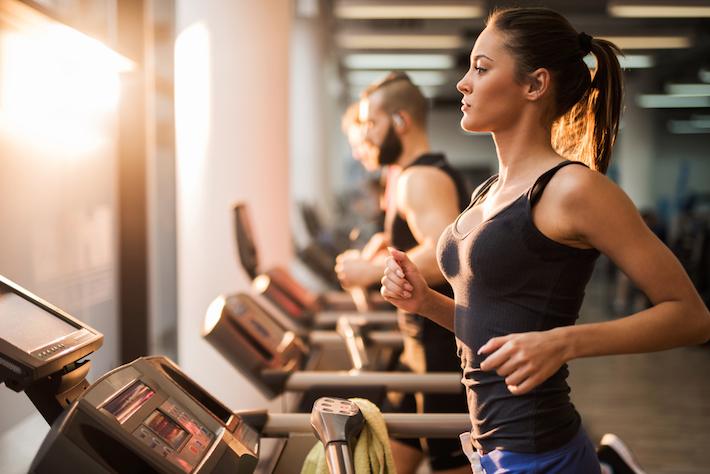 Физические упражнения полезны для сердца и в 40 лет