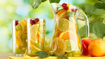 Лимонады могут привести к гипертонии