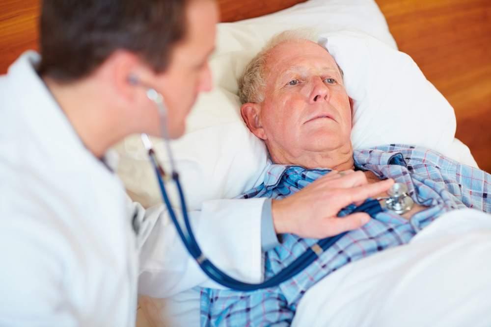 Храпящие люди имеют меньшие повреждения сердца при инфаркте